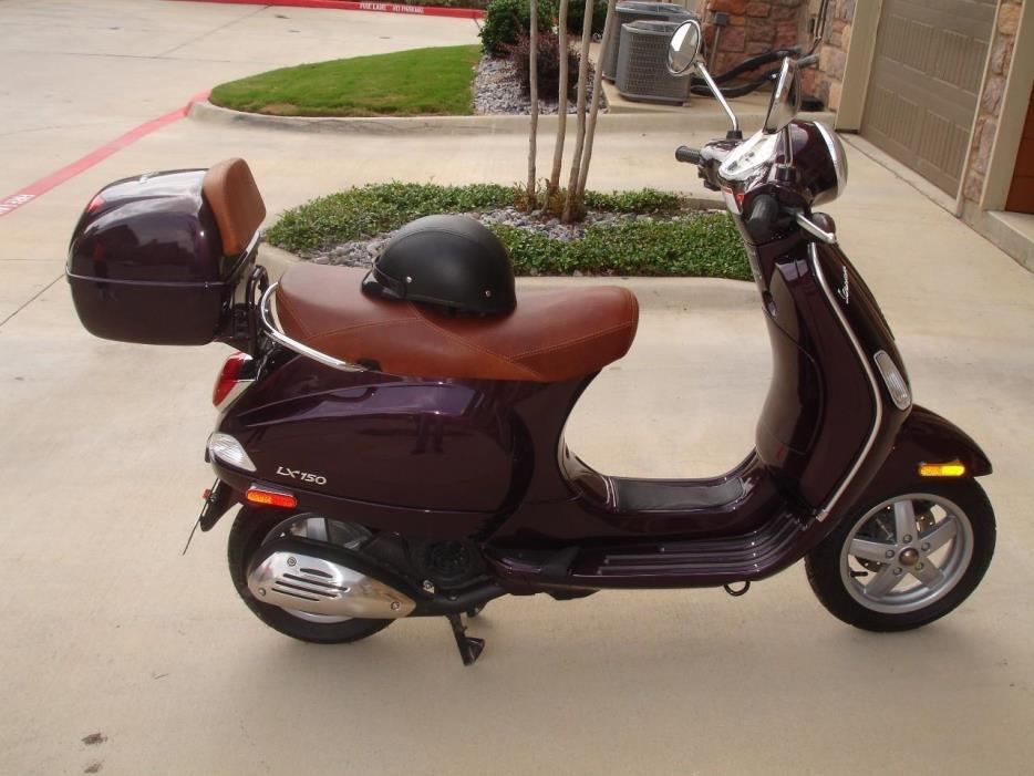 2009 Vespa LX 150