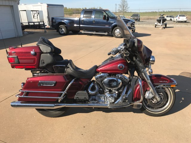 2001 Harley Davidson TOURING ULTRA CLASSIC FLHTCUI