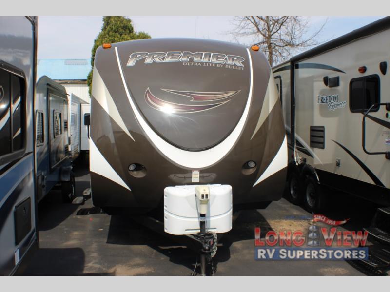 2014 Keystone Rv Premier Ultra Lite 22RBPR