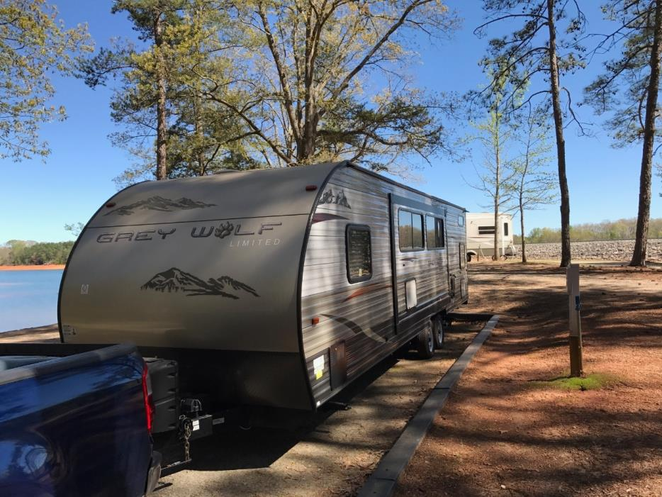 2015 Forest River CHEROKEE GREY WOLF 29BH