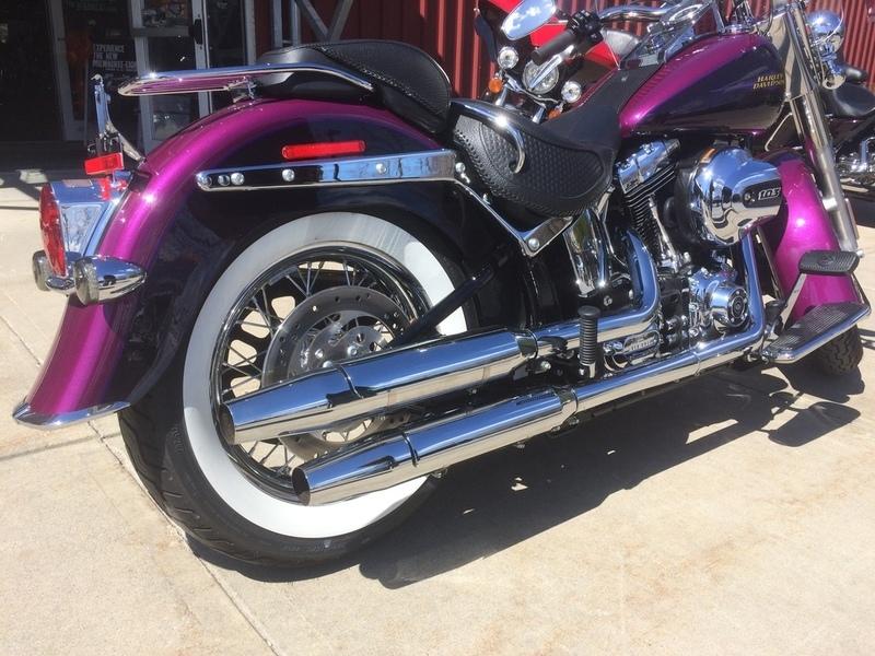 2016 Harley-Davidson FLSTN - Softail Deluxe