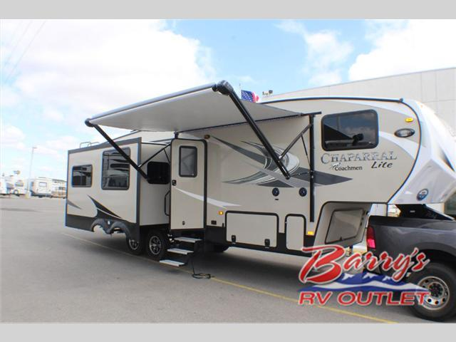 2017 Coachmen Rv Chaparral Lite 30RLS