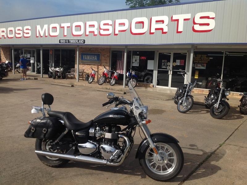 2012 Triumph America Standard