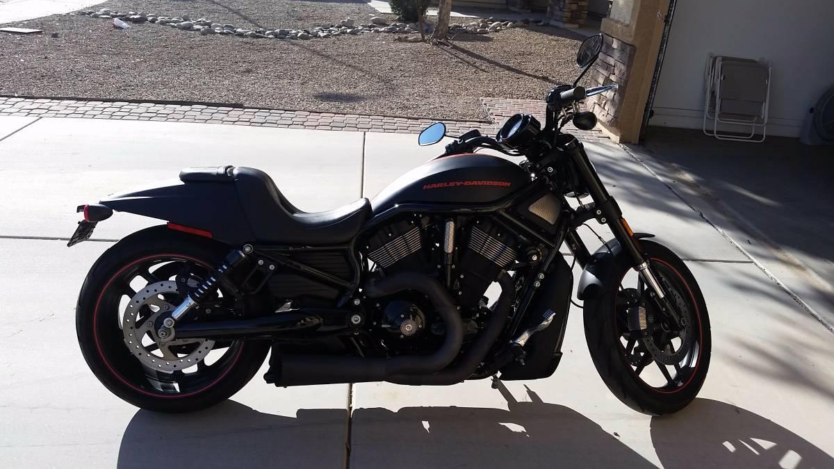 2013 Harley-Davidson V-ROD X