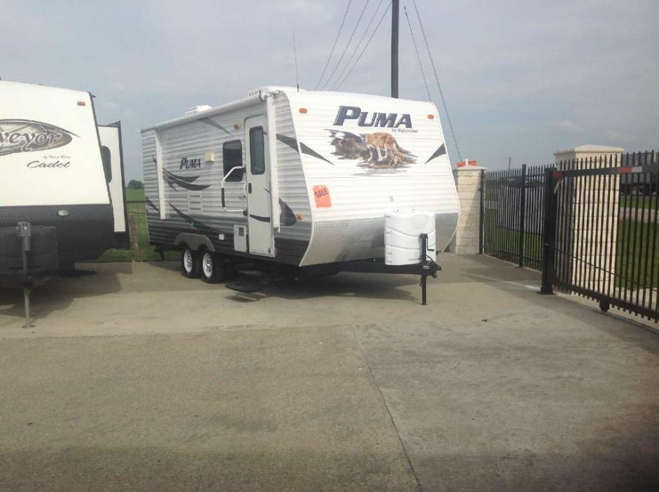 2011 Palomino Puma 18-DB