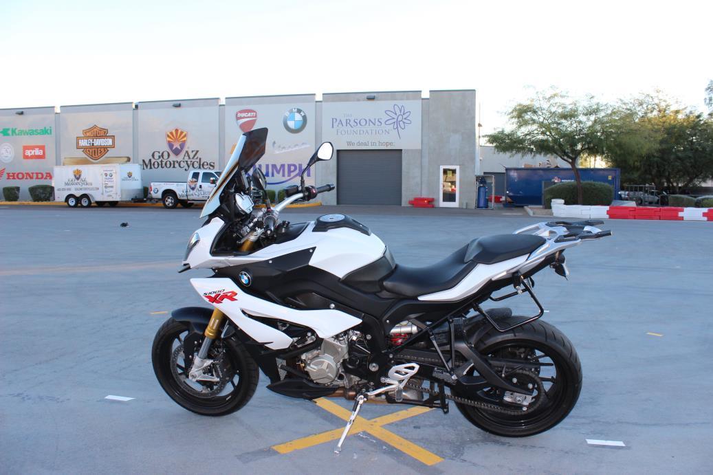2016 BMW S1000XR