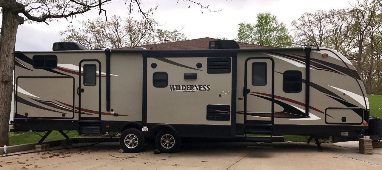2017 Heartland WILDERNESS WD 3250 BS
