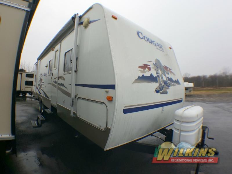 2005 Keystone Rv Cougar 301 BHS