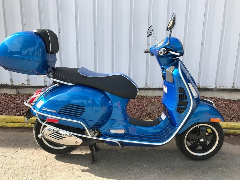 2015 Vespa GTS 300ie Super ABS