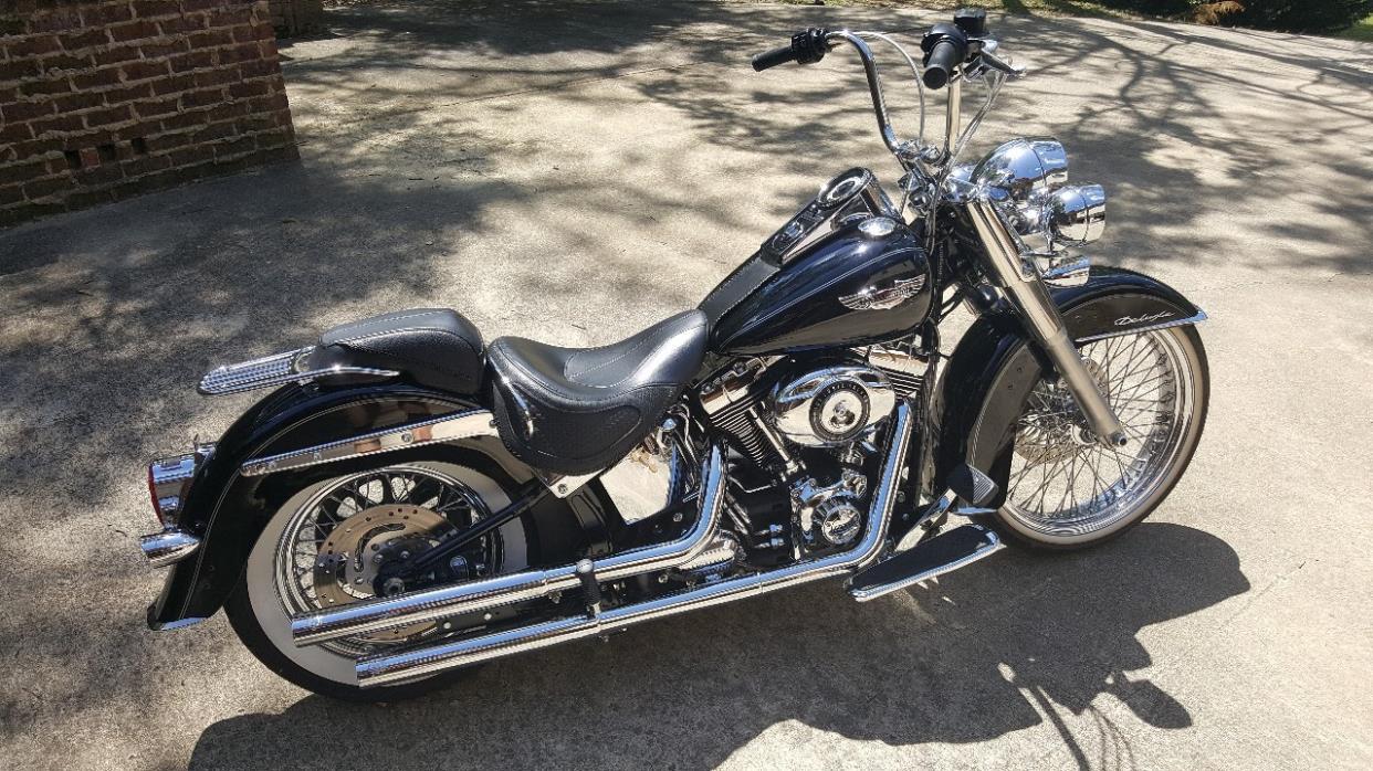 2015 Harley-Davidson SOFTAIL CVO DELUXE