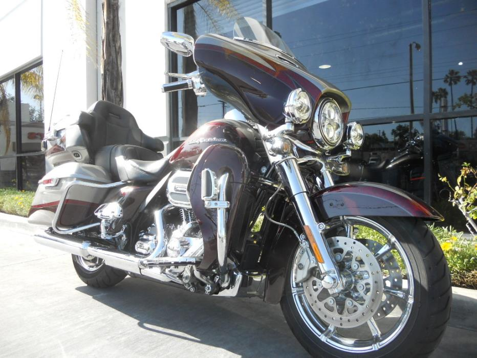 2015 Harley-Davidson 002 FLHTKSE - CVO Ultra Limited