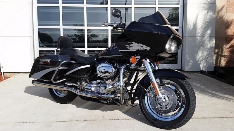 2001 Harley Davidson FLTRSE