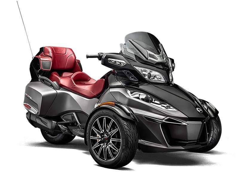 2015 Can-Am Spyder RT-S Special Series SE6