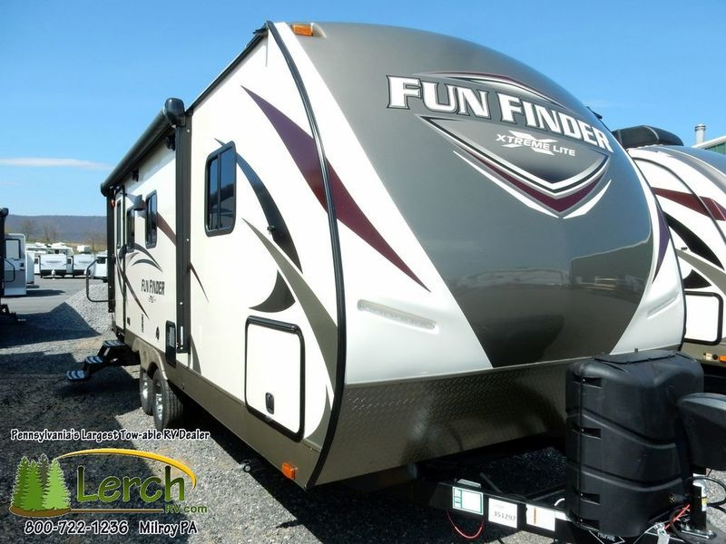 2018 Cruiser Rv Fun Finder Extreme Lite FF21RB