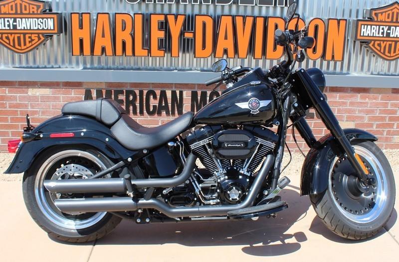 2016 Harley-Davidson FLSTFBS - Fat Boy S