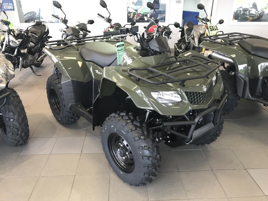 2017 Suzuki 400ASi