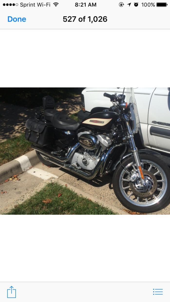 2005 Harley-Davidson ROADSTER