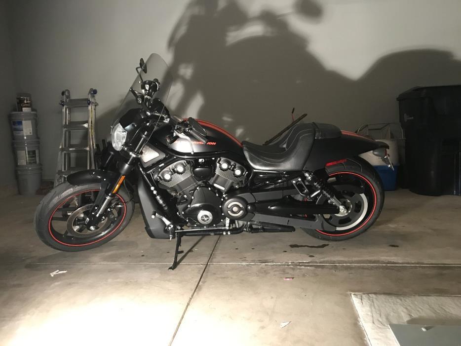 2012 Harley-Davidson V-ROD ANNIVERSARY EDITION