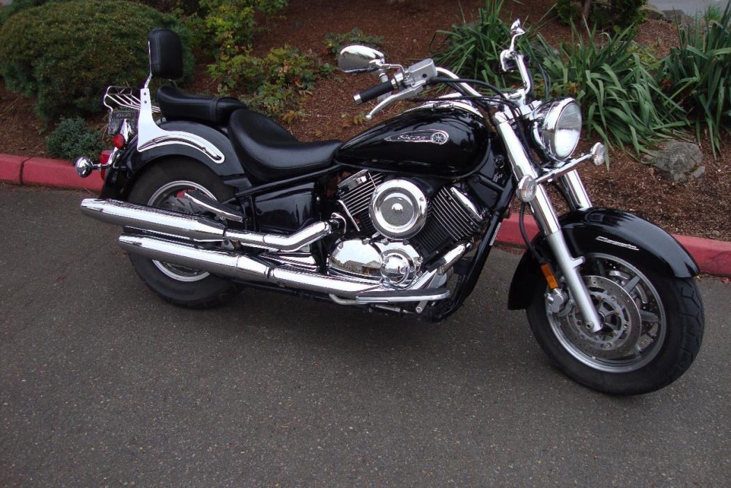 2008 Yamaha VX110 CRUISER
