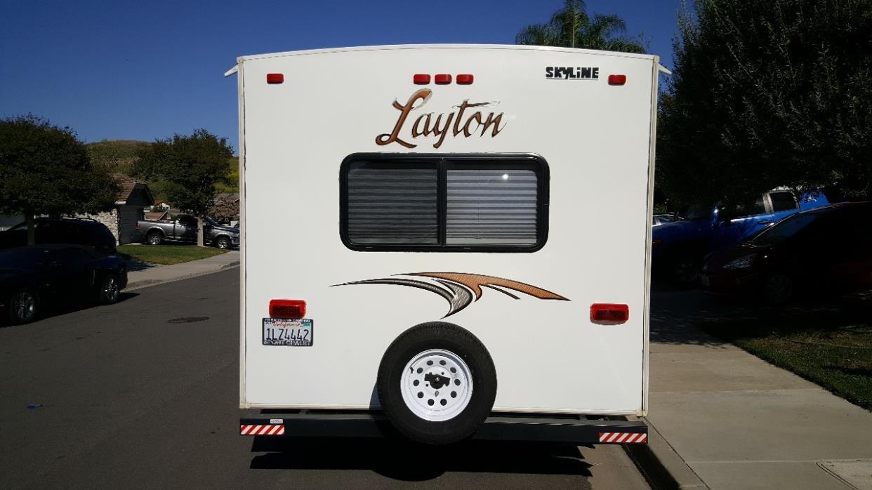 2011 Skyline LAYTON 2020B, 3