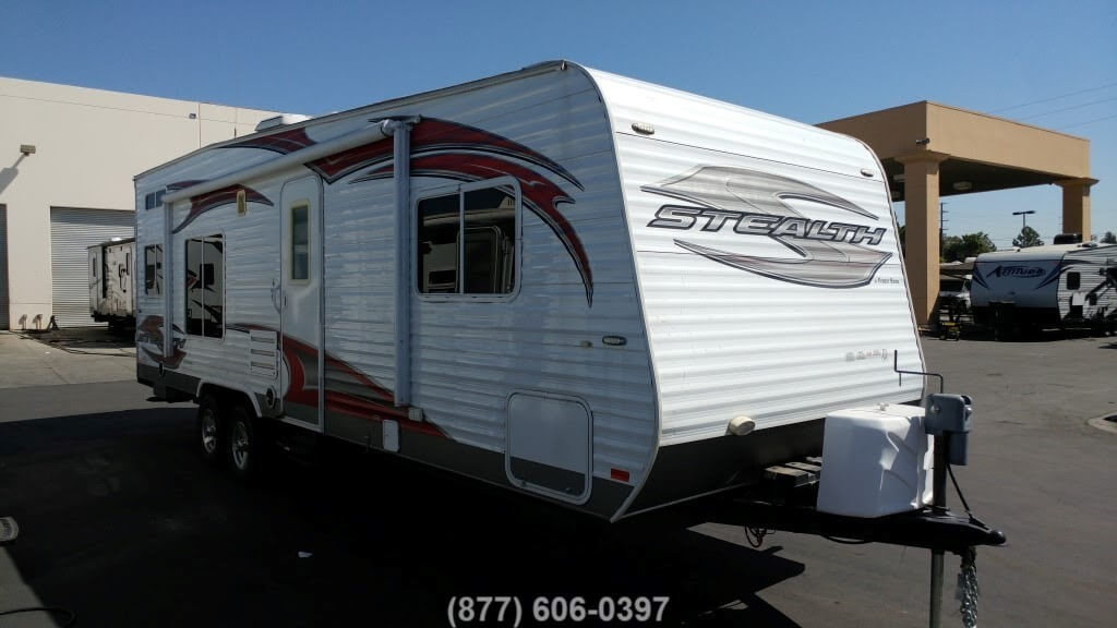 2012 Forest River Stealth FS2612