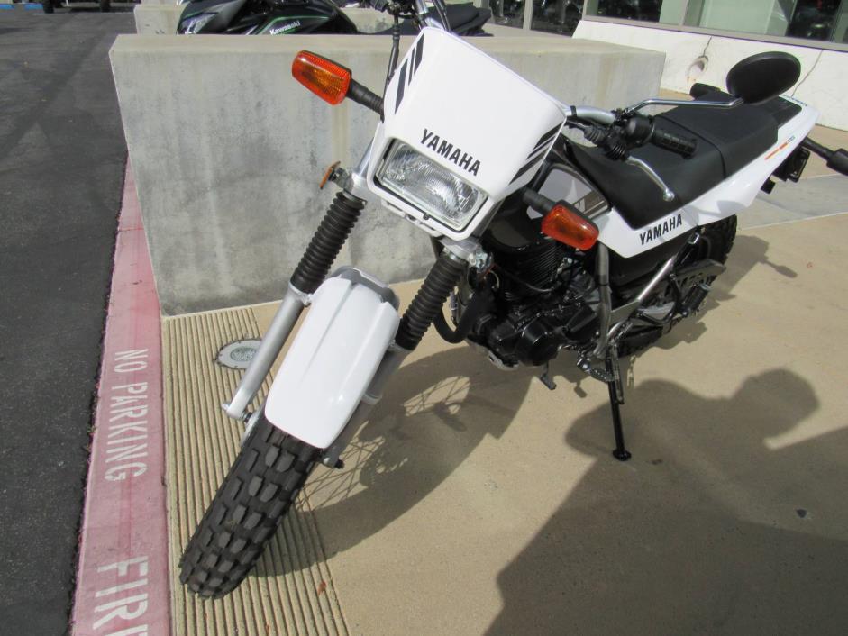 2015 Yamaha TW 200