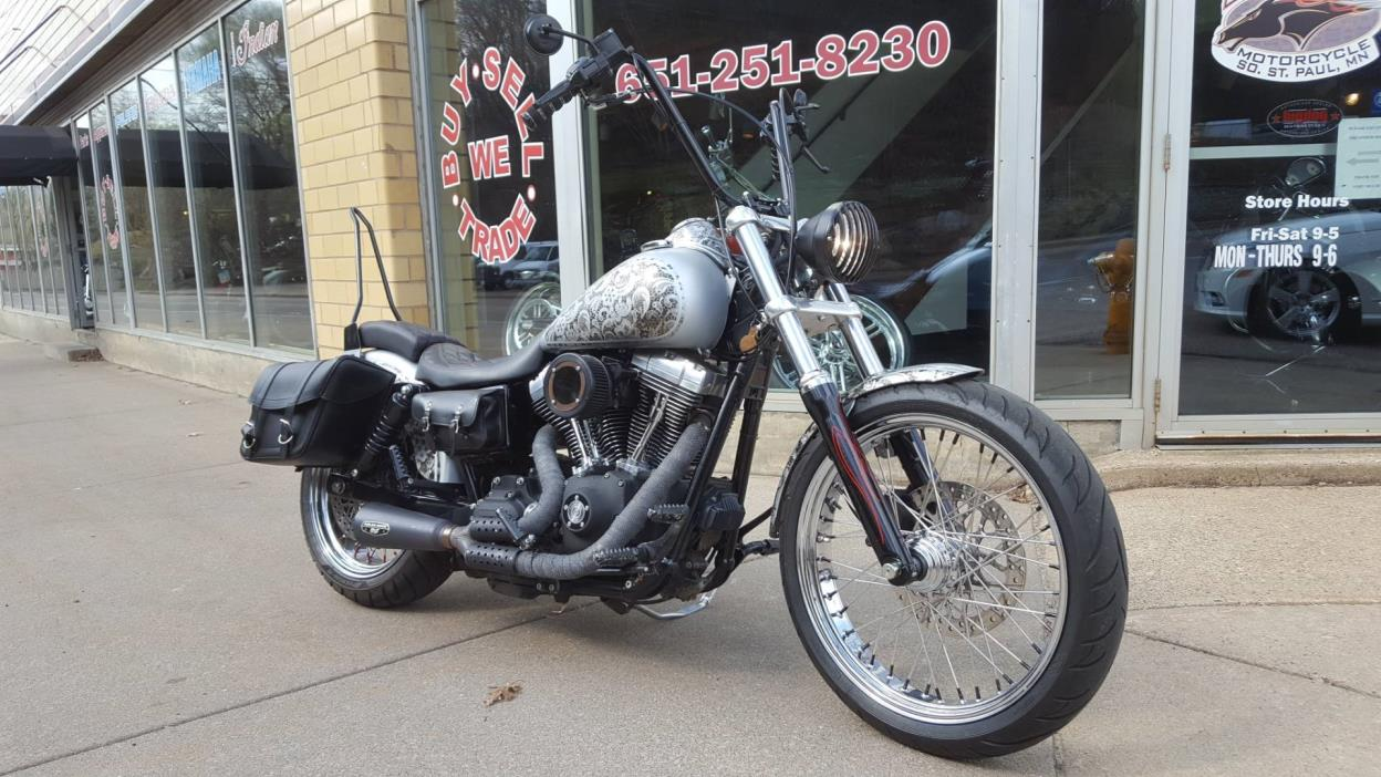 Harley Davidson Dyna Motorcycles For Sale In Minnesota