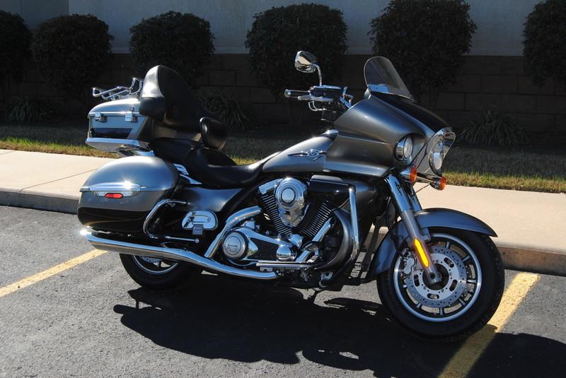 2010 Kawasaki Vulcan 1700 Voyager