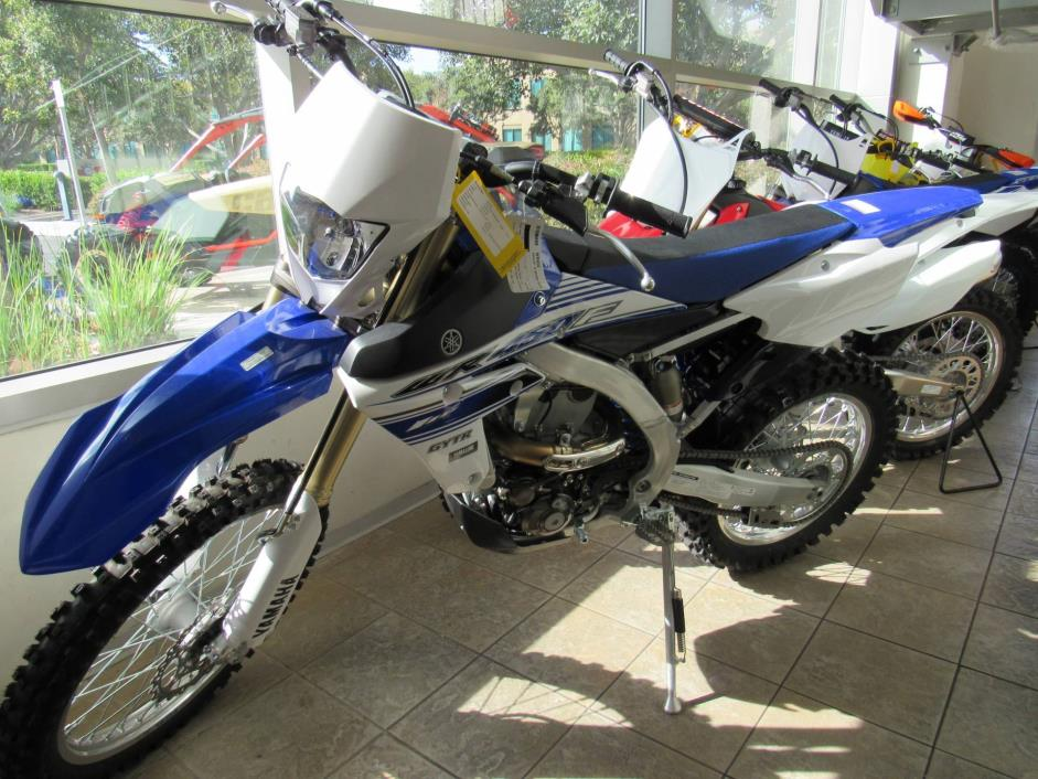 2016 Yamaha WR450F