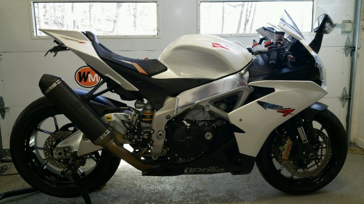 2009 Aprilia RSV4