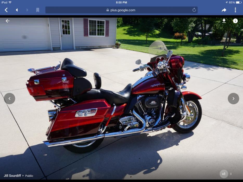 2009 Harley-Davidson CVO LIMITED