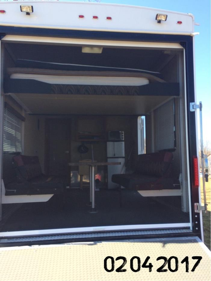 2011 Forest River XLR THUNDERBOLT 35X12, 4