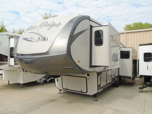 2013 Forest River Blue Ridge 3125