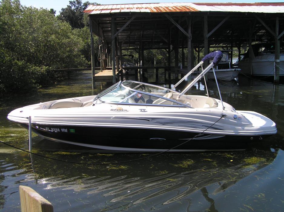 2017 Sea Ray 200 Sundeck