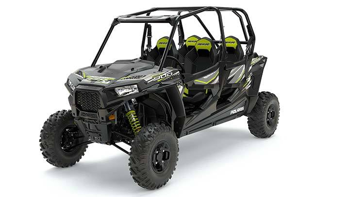 2017 Polaris RZR 4 900 EPS