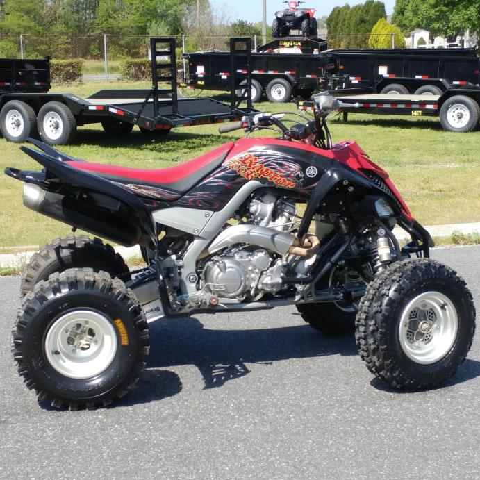 Yamaha raptor 700r motorcycles for sale in virginia for Yamaha raptor 700r for sale