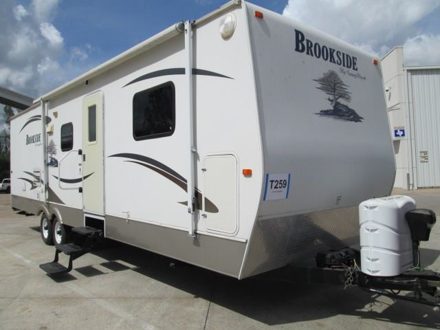 Brookside By Sunnybrook Travel Trailers
