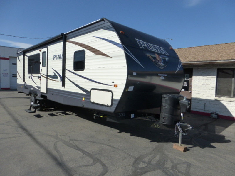 2018 Palomino Puma Travel Trailers 30-RKSS