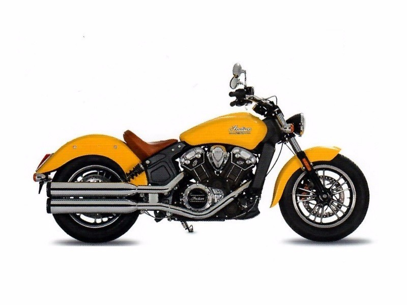 2017 Indian Scout