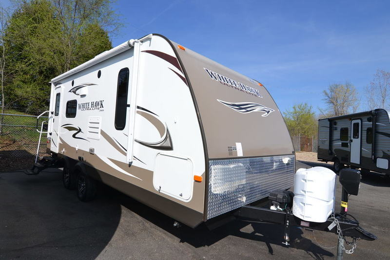2014 Jayco White Hawk 21FBS