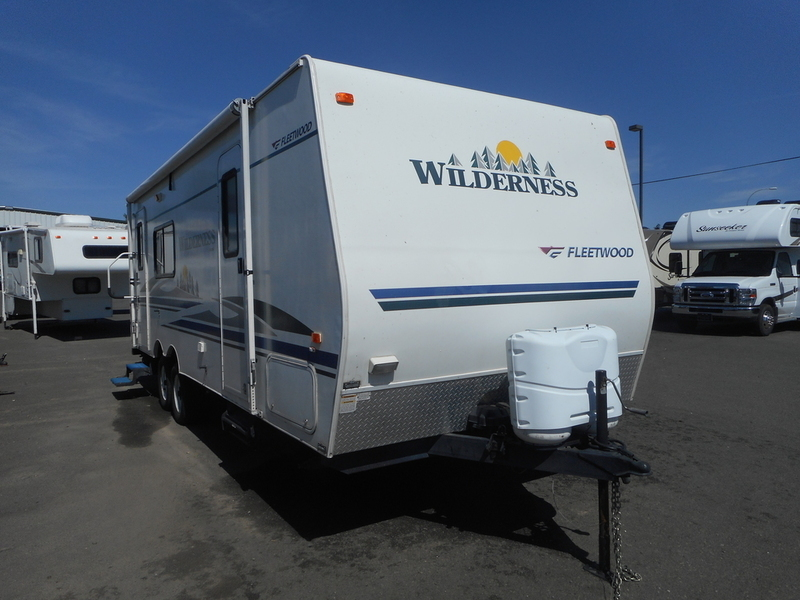 2006 Fleetwood WILDERNESS 250RKS