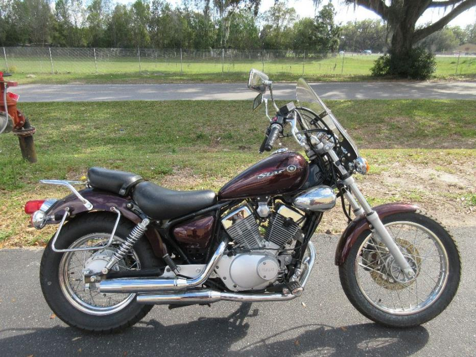 2009 Yamaha Vstar 250