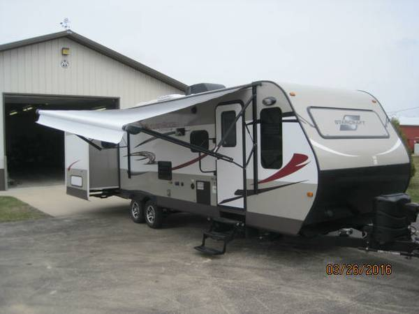 2015 Starcraft AUTUMN RIDGE 286KBS