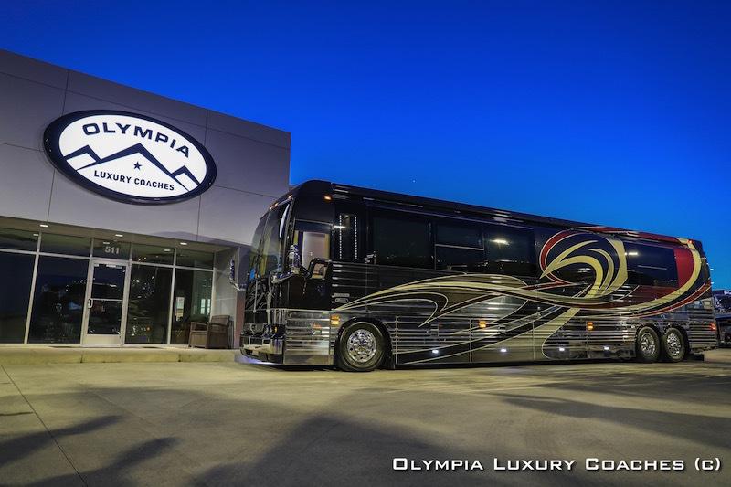 2016 Prevost X3-45 Emerald Coach