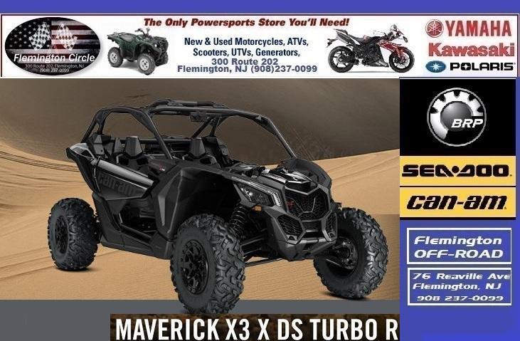 2017 Can-Am Maverick X3 X DS