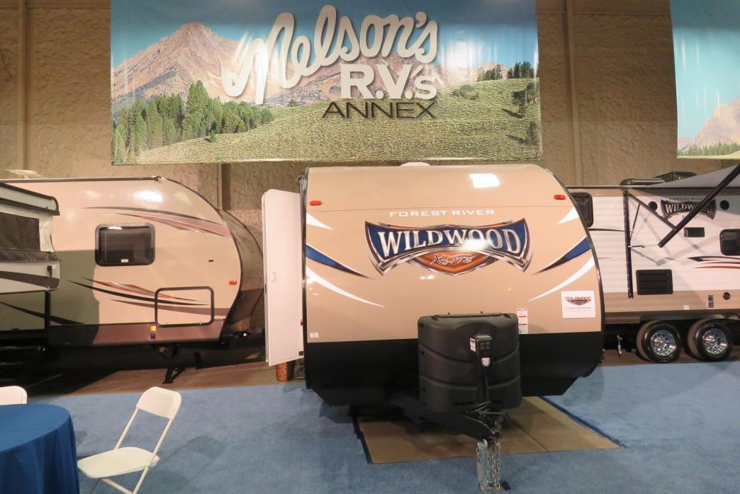 2017 Forest River WILDWOOD X-LITE 201BHXL