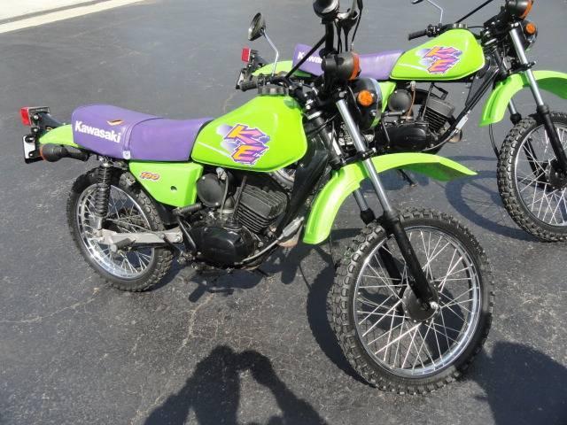 Kawasaki Ke 100 motorcycles for sale