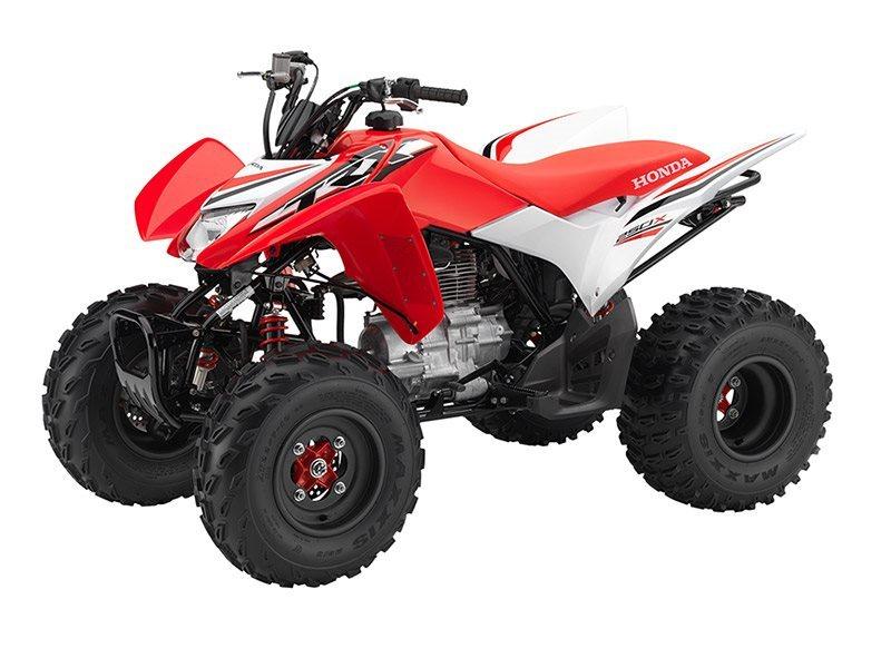 2017 Honda TRX250X Special Edition