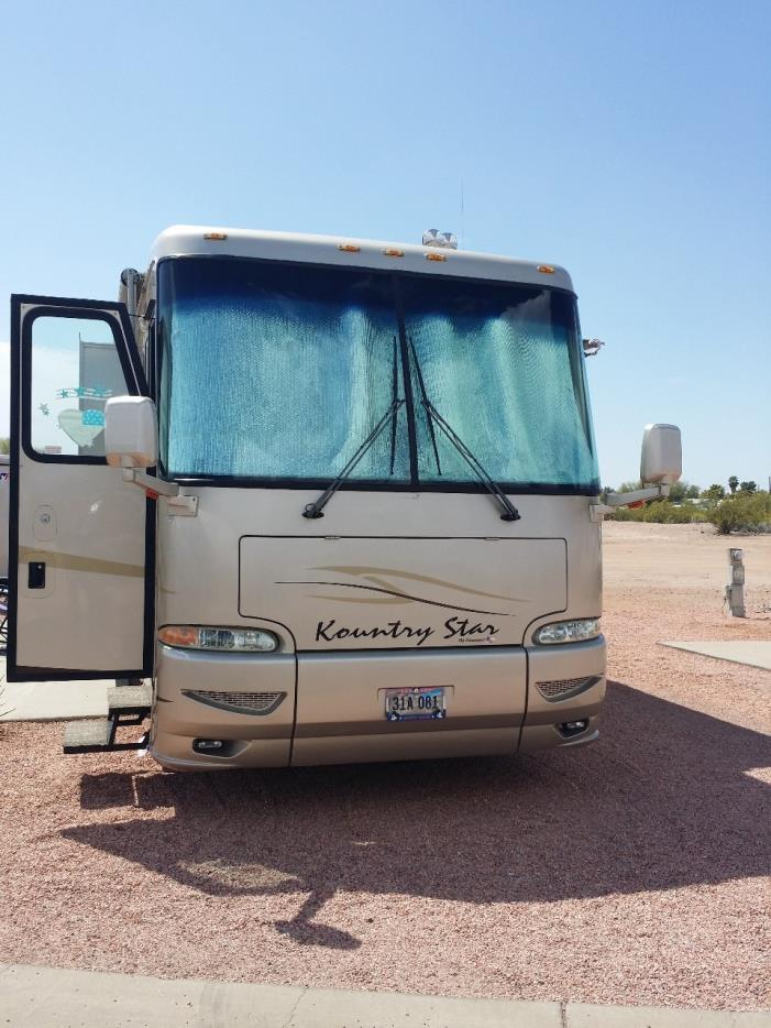 2003 Newmar KOUNTRY STAR 40