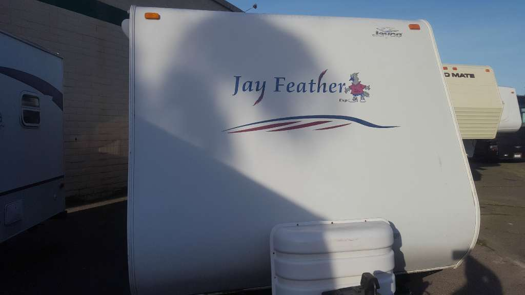 2008 Jayco Jayfeather